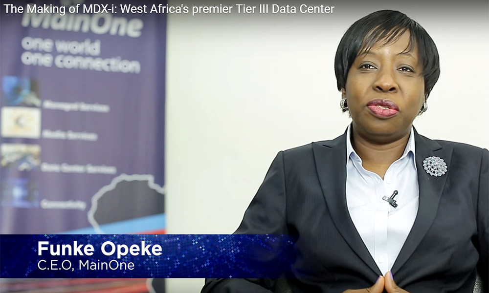 Microsoft recognises Nigeria channel partner MainOne