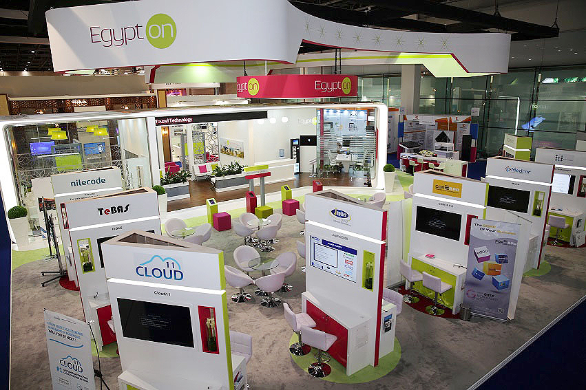 Egypt's ITIDA presents 29 technology and start-up firms at Gitex 2016