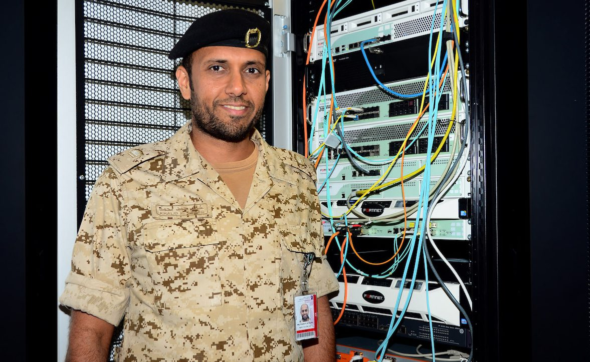 Fortinet Fabric protects King Hamad University network