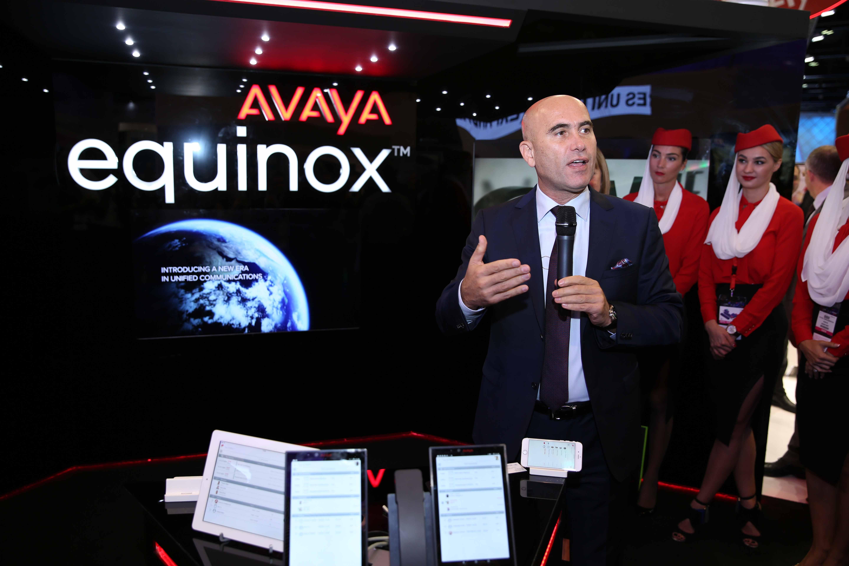 Avaya announces global launch of Equinox at Gitex 2016