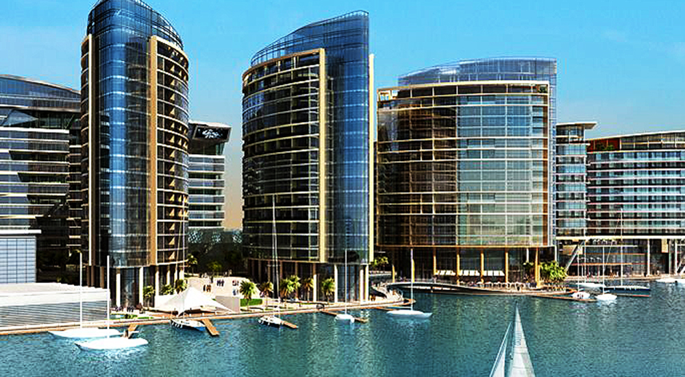 GBM technology partner for Jewel of Creek project in Dubai