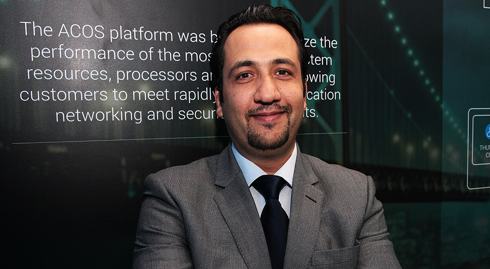 A10 Networks appoints Mohammed Al-Moneer as Regional Director MENA