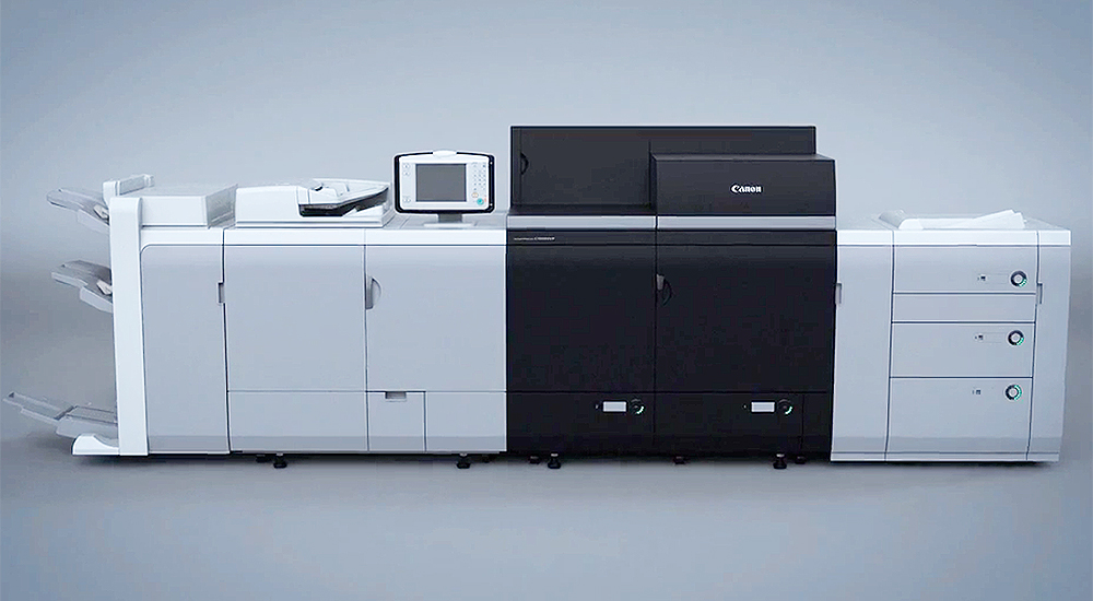 Quality Printing Qatar goes digital with Canon imagePRESS C10000VP printer
