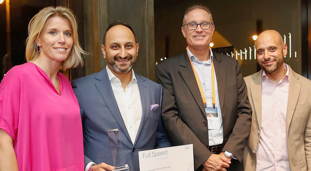 Middle East channel recognised at global Cisco Partner Summit 2016