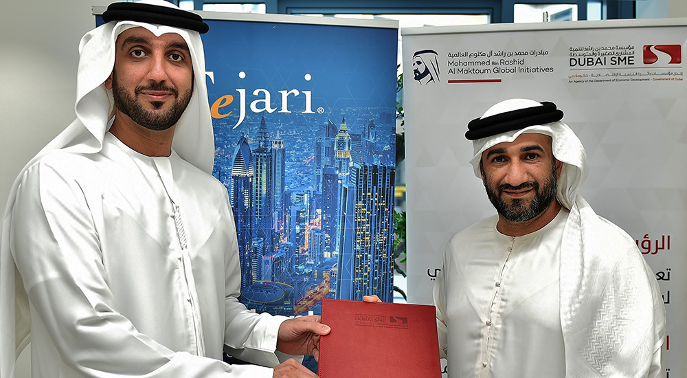 Procurement supplier Tejari integrates online with Dubai SME