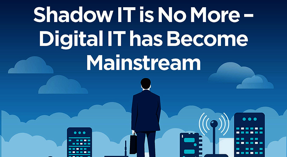 Increasing IT purchase by business driving conflict with IT, VMware study