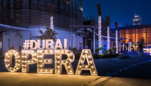 Siemens' digital tech makes Dubai Opera one of the world's smartest concert spaces