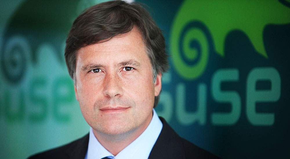 SUSE completes acquisition from HPE