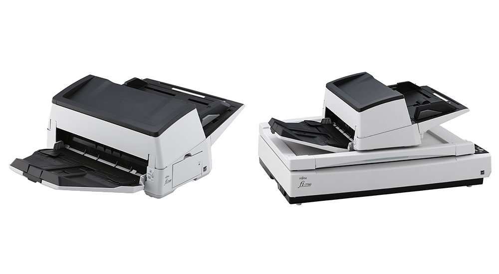 Fast-track digital transformation with Fujitsu fi-7600 and fi-7700 scanners