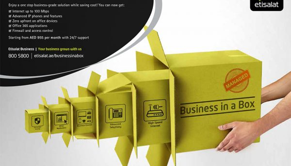 Etisalat launches Business in a Box, all-in-one SMB solution
