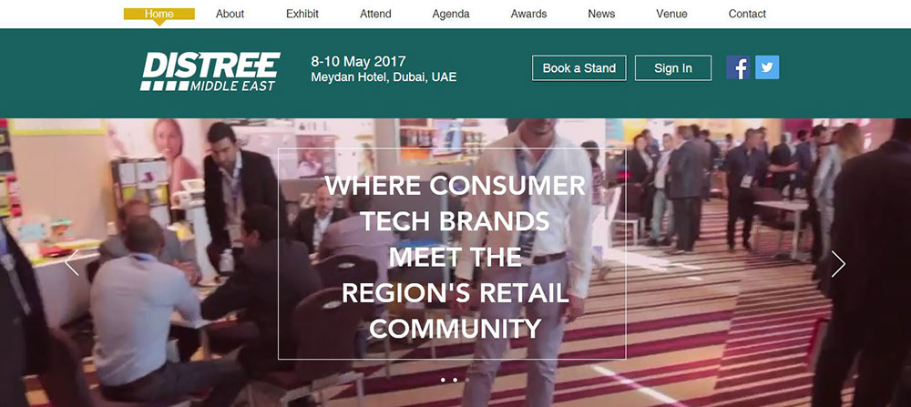 Tech retailers, e-tailers and marketplaces from 20-plus countries confirmed for DISTREE Middle East