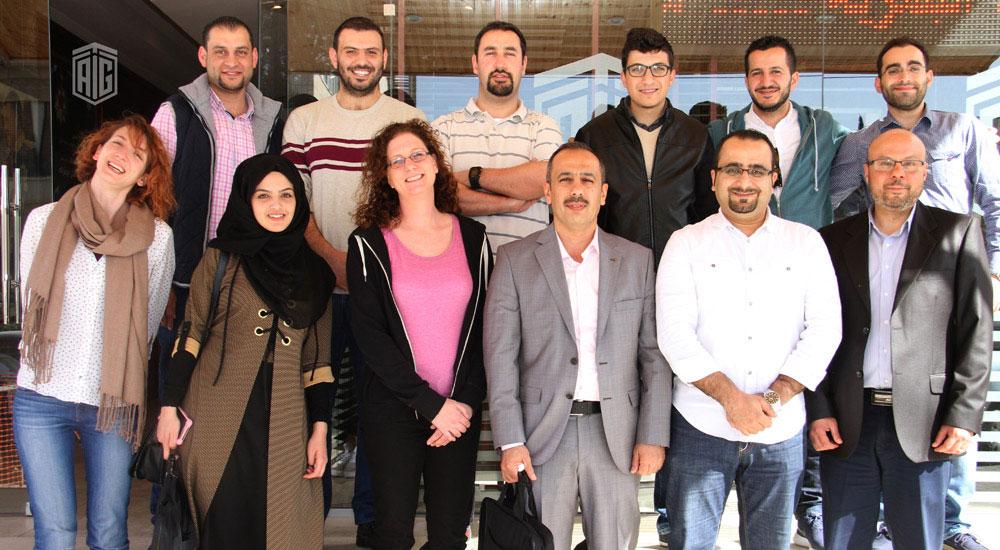 RIPE NCC meets Iraqi network operators in Amman during training event