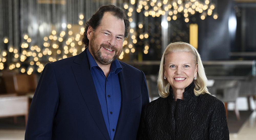 IBM and Salesforce announce landmark global strategic partnership