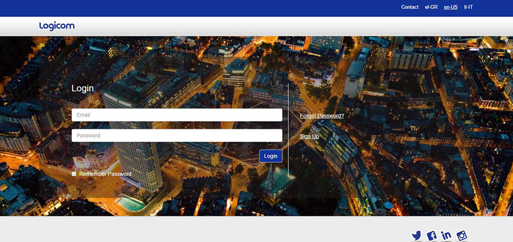 Logicom launches partner website