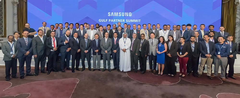 Samsung look to new opportunities during Samsung Gulf Partner Summit 2017