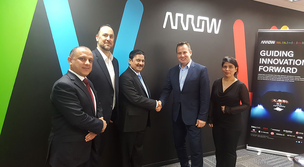 Ixia and Arrow Electronics expand relationship to include EMEA