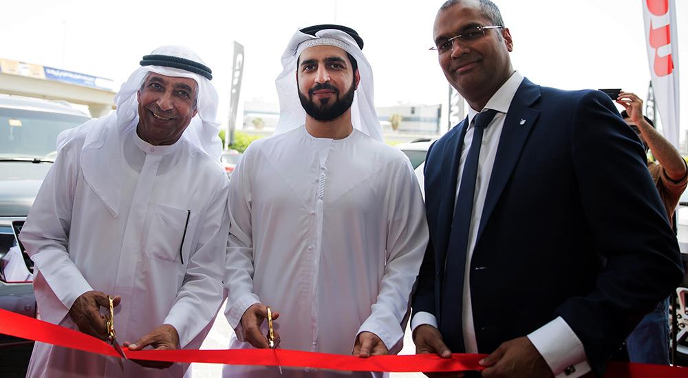 Canon partners with Tecom announces UAE innovation centre