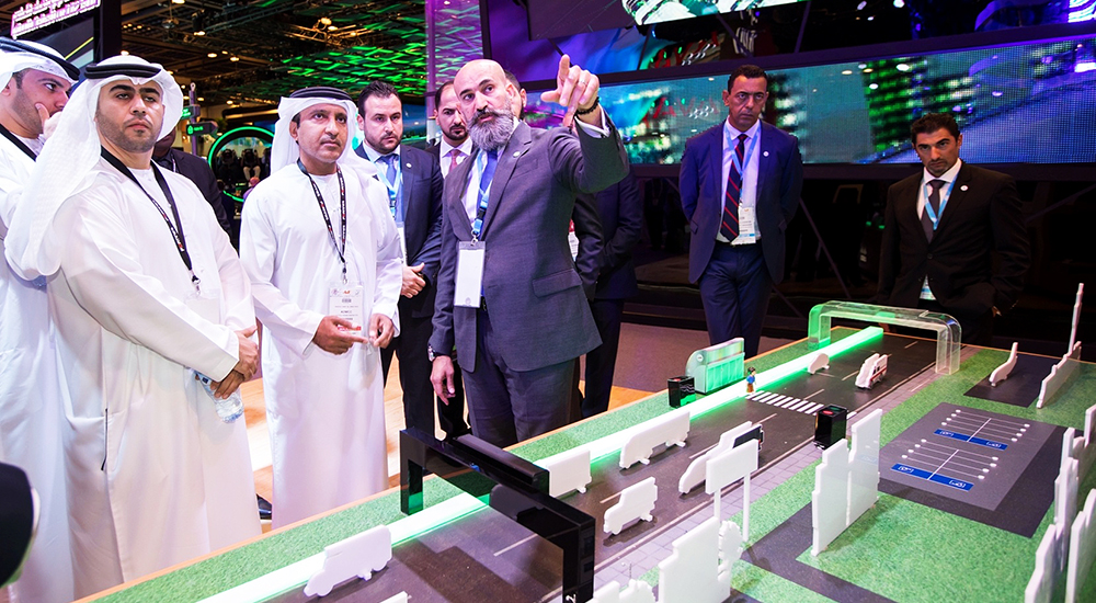 Cisco announces partnerships with Abu Dhabi's Control Centre, Miral