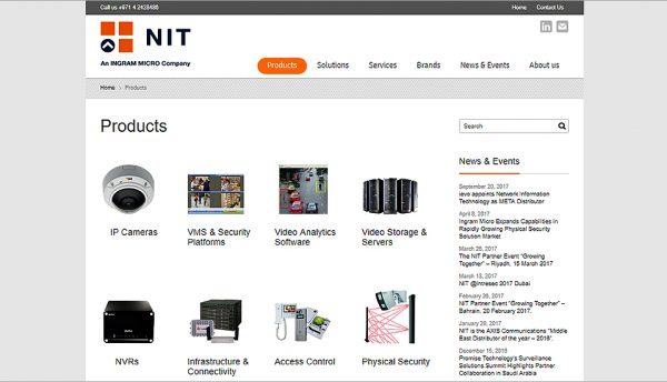 Biometric vendor Ievo appoints Network Information Technology as META distributor