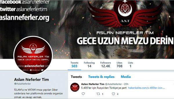 Turkish threat actor Aslan Neferler Tim targets Belgian government sites