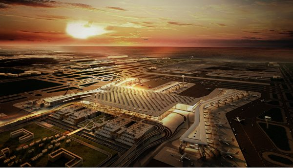 R&M and IGA roll out 6,000 km cabling systems network at Istanbul New Airport