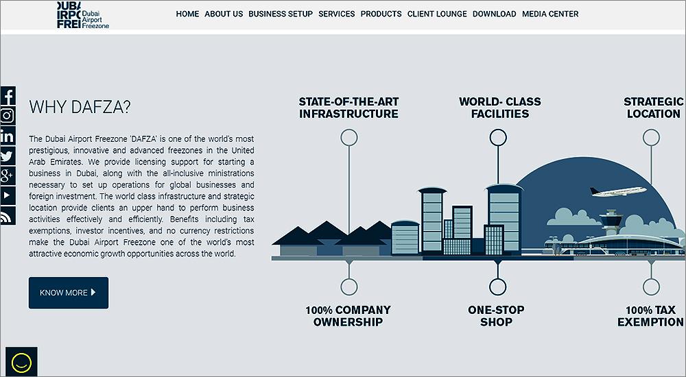 DAFZA building digital cloud services using Dell EMC solutions
