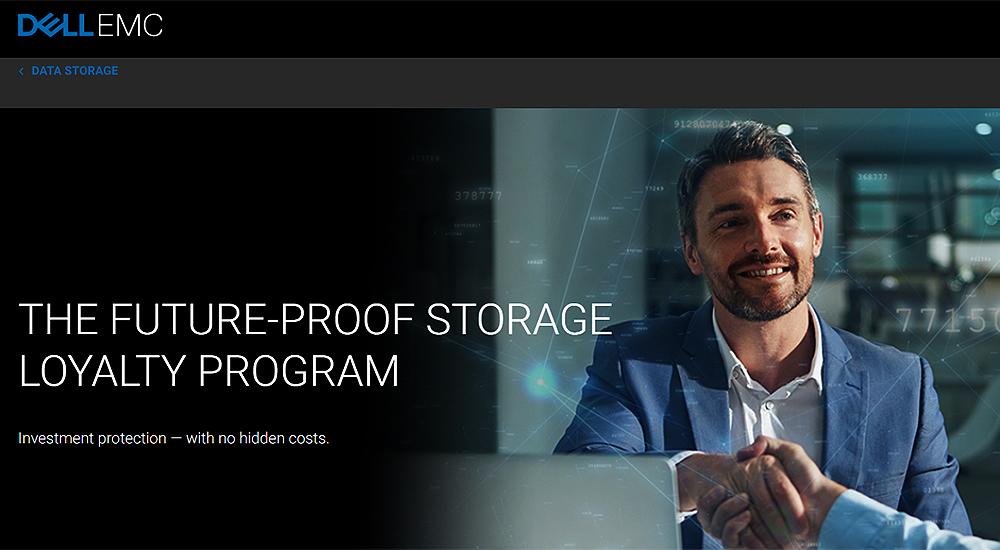Dell EMC revamps partner programme for mid-range storage