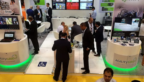 Video solution integrator AgilityGrid presents with Intransa at Intersec