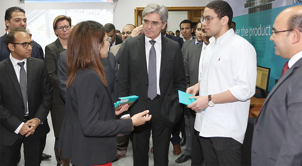 Siemens offers $120M PLM software to Cairo, Alexandria, Ain Shams universities