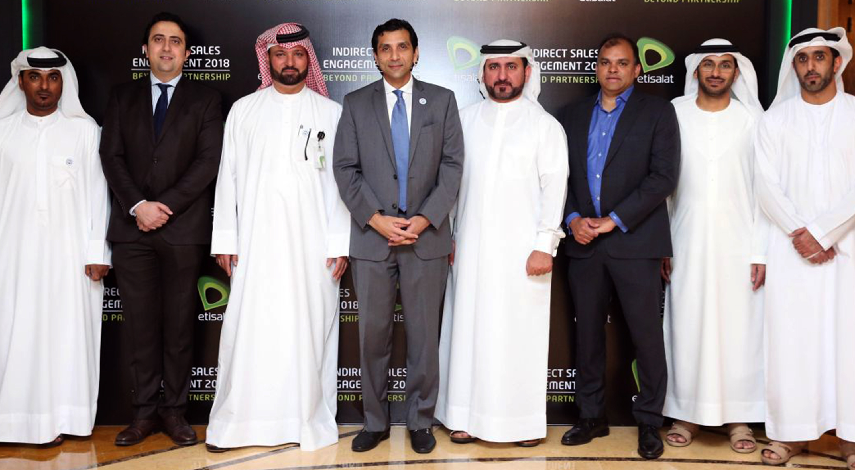 Etisalat recognises top partners for recharge, eLife, prepaid, post-paid sales