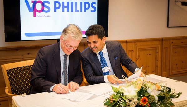 Philips and VPS Healthcare sign multi-year partnership for Electronic Medical Record
