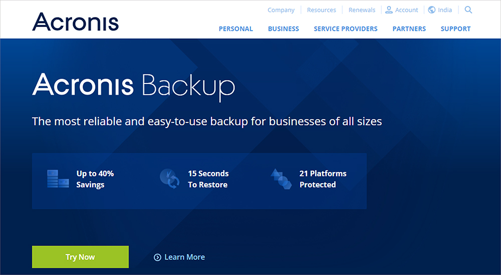 StarLink signs distribution agreement with Acronis for Middle East, Egypt, Libya