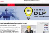 Siemon announces Digital Lighting Partner programme to include LV implementers