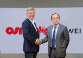 OSN and Huawei sign new strategic IPTV partnership