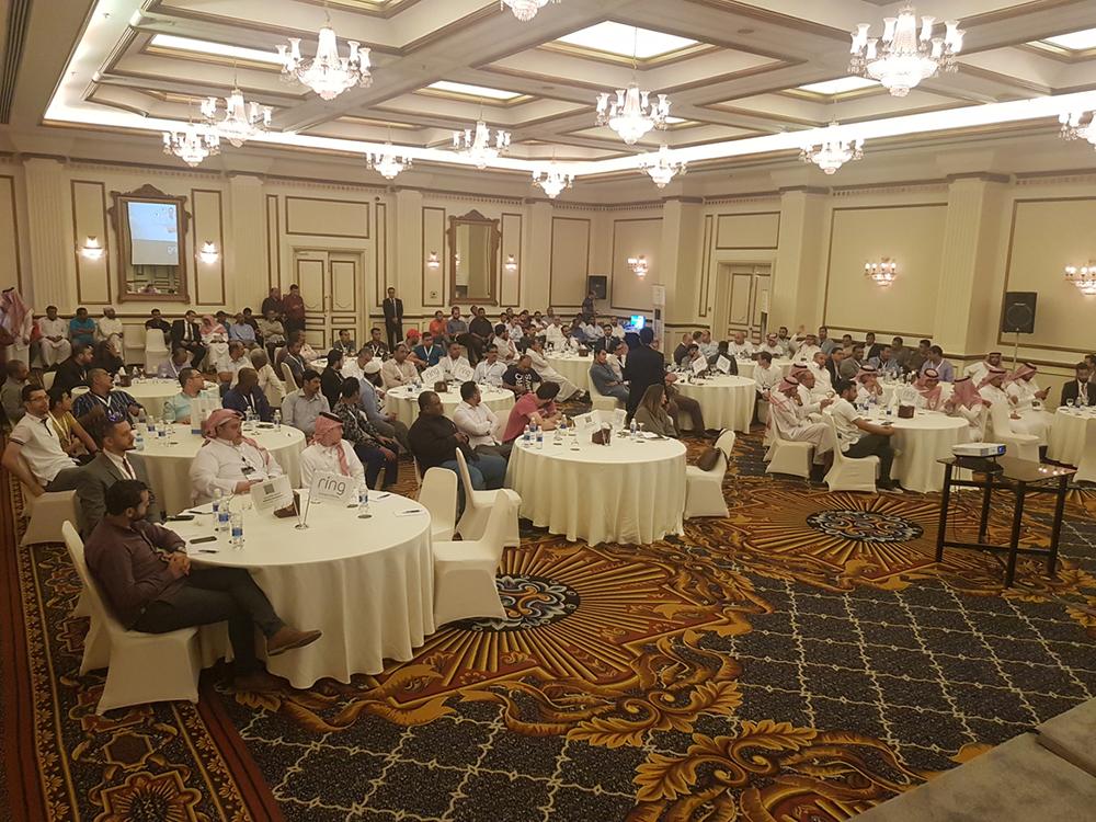 Ring and Al Jammaz embark on partner roadshow to make homes safer in Saudi Arabia