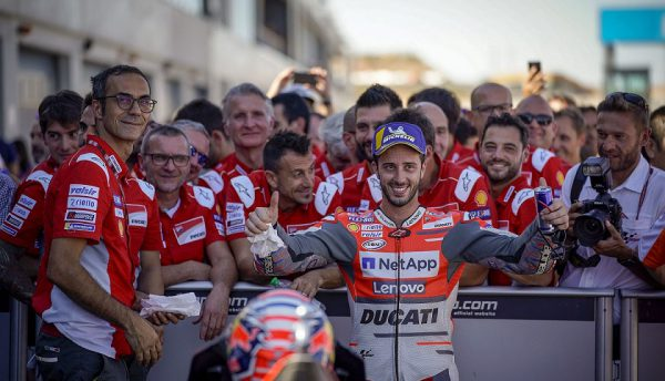 Ducati boosts performance with modernised infrastructure from NetApp
