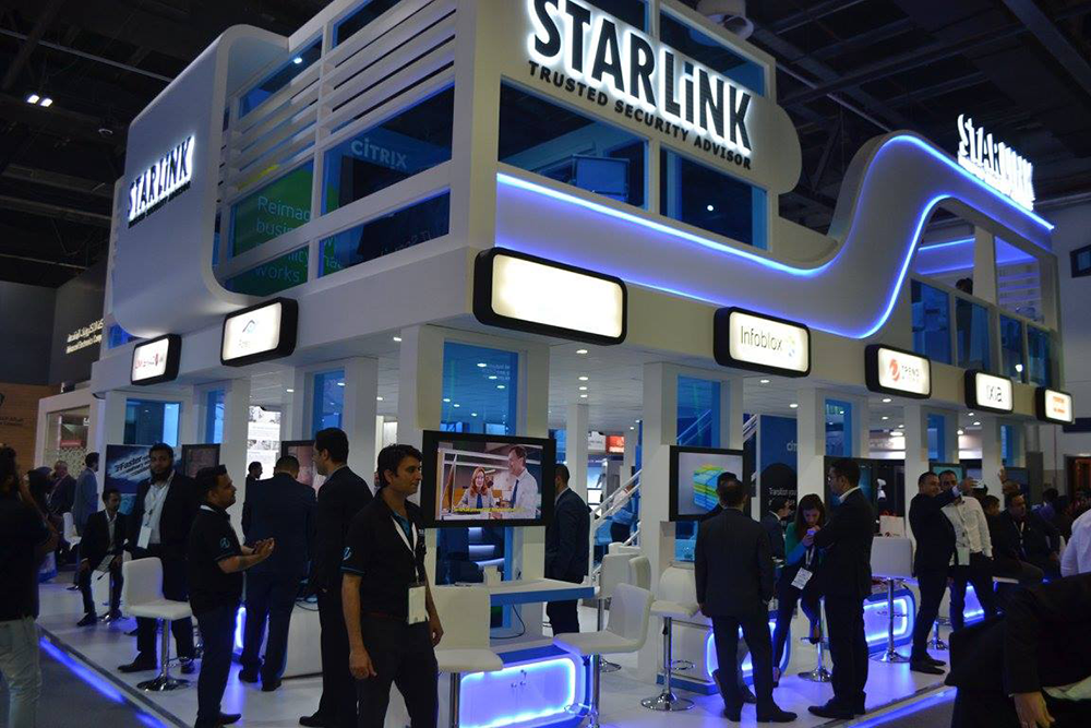 StarLink expands presence at GITEX Technology Week 2018