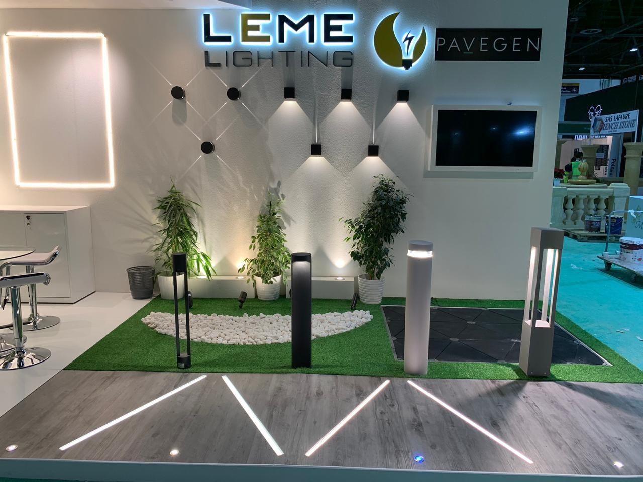 LEME Lighting signs strategic agreement with energy firm Pavegen