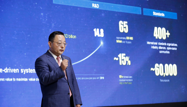 Business leaders explore future of AI and digitisation at Huawei Day Lebanon 2019