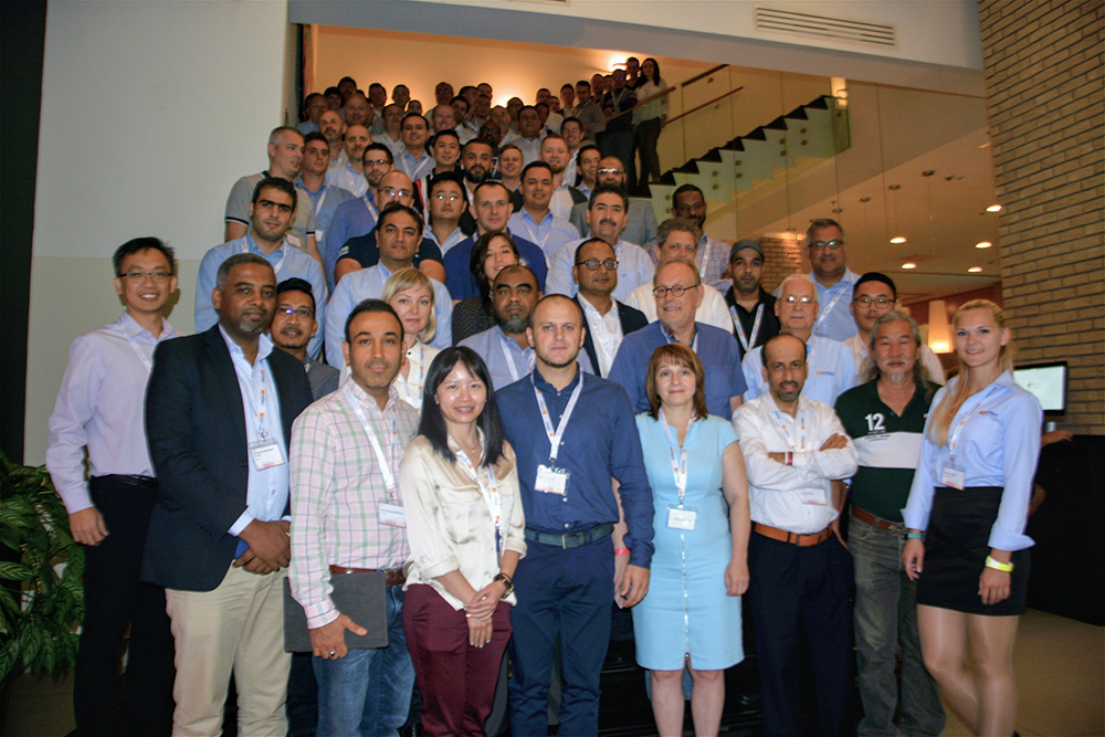 Middle East partners take top honours at InfiNet Wireless' 10th Annual Partners Conference
