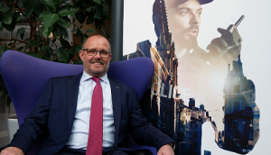 Forbes appointed head of MENA region at Secure Lands Communications
