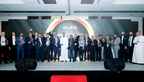 Aruba channel awards honour outstanding partners across the region