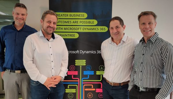New partnership between Dynamicweb and Braintree