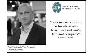 VIDEO: Avaya expert on enabling agility and Business Continuity via the cloud