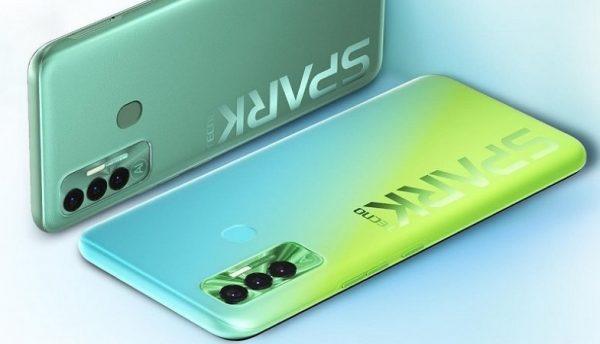 TECNO unveils Spark 7P smartphone for Gen Z
