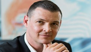 Channel Chief: Jim Holland, Regional Director – Africa, Lenovo DCG